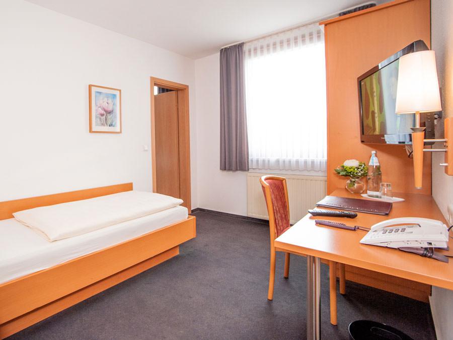 Aufenthalt im Hotel Hollmann in Halle Westfalen, Zimmer und Apartments