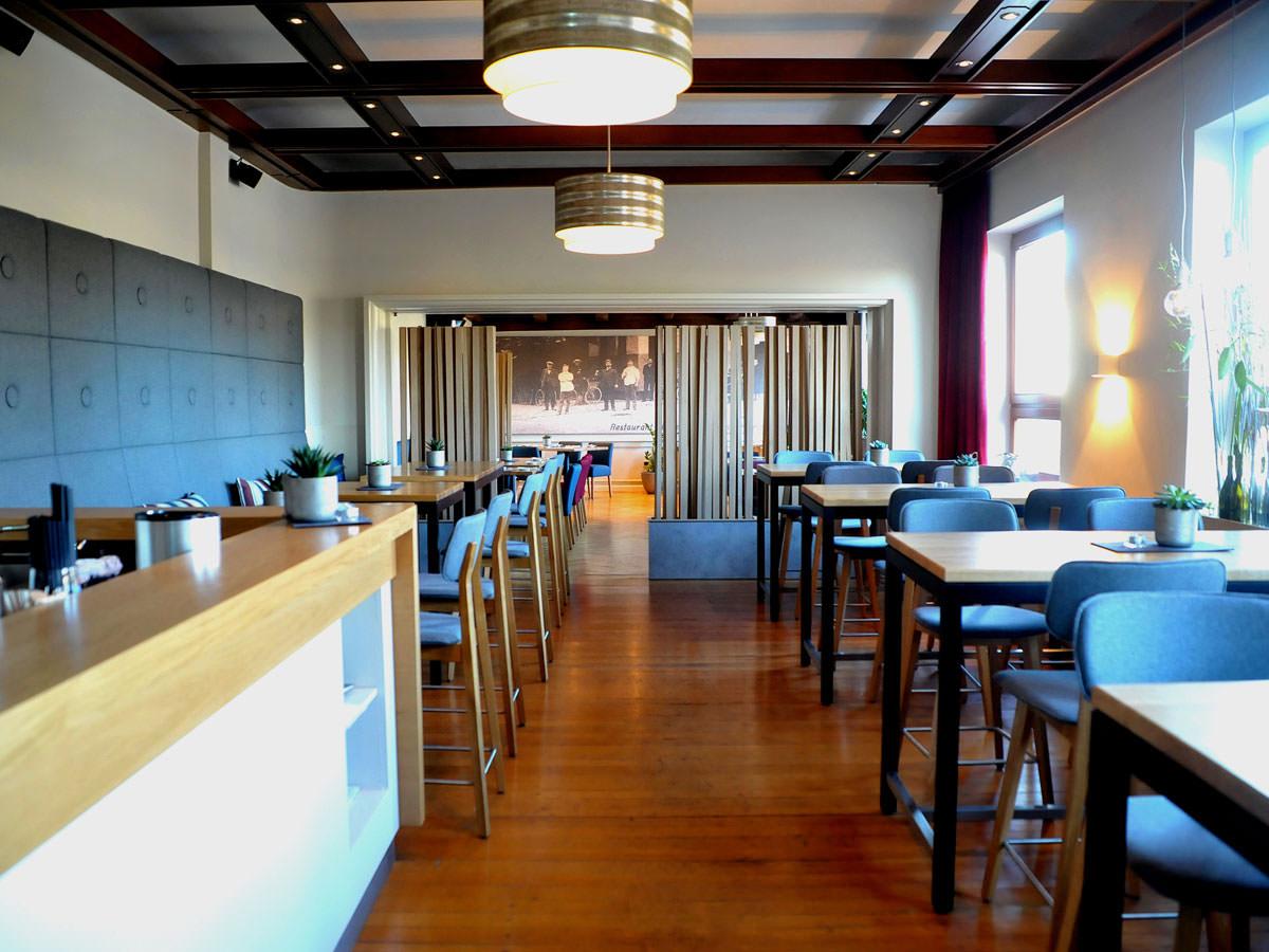 Restaurant und Hotel Hollmann in Halle Westf., Restaurant und Bistro